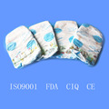 2017 new arrival waist band magic tape sleepy nappy with color print backsheet Night use baby diapers