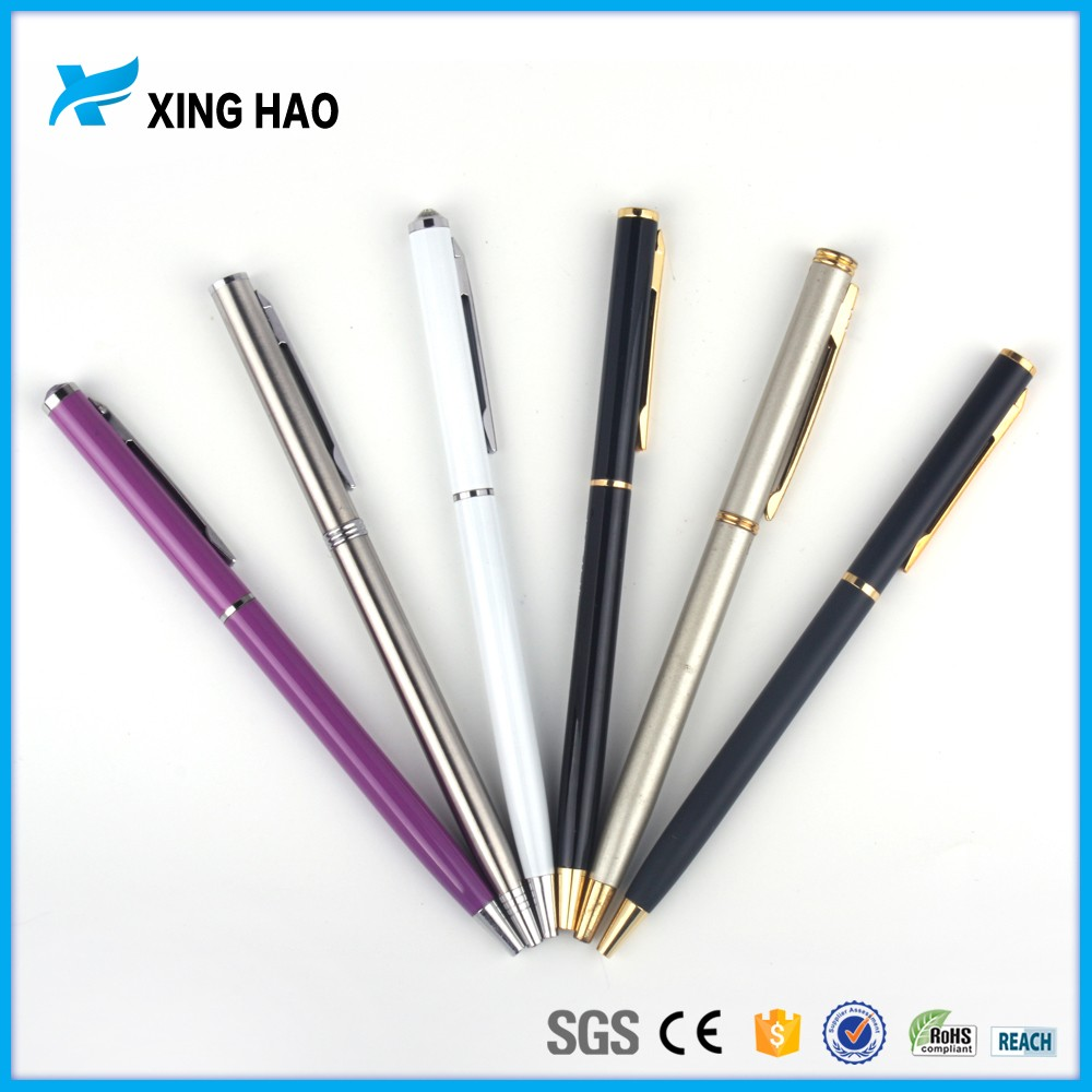 Promotional ritz carlton hotel pen with logo promotional hotel pen