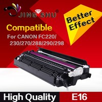 E16 E40 toner cartridge for Canon FC200/220/230/270/280/288/290/298 laser printer