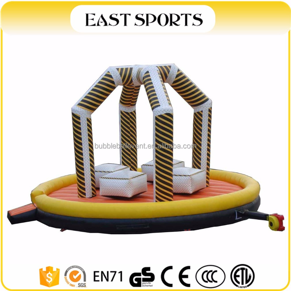 Inflatable Wrecking Ball Games, Inflatable Interactive Games for Party , Jumping Games
