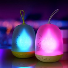 Zogift New 256 Color LED Night Light Touch Control USB Rechargeable LED Mood Lighting Multi-colors Changing LED Atmosphere Ball