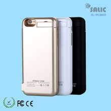 For iphone 6 case power bank, 5000mah charger case for iphone 6, case charger for iphone6 4.7""