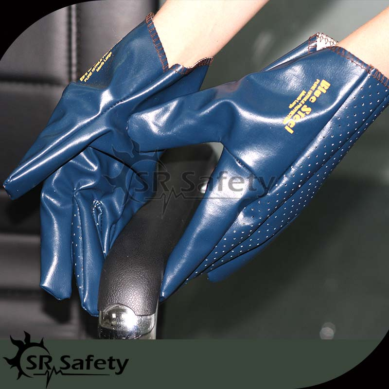 SRSAFETY truck drivers driving gloves/ladies driving gloves