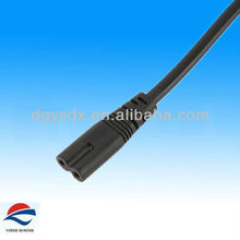 VDE approval power cord with figure 8 plug manufacturer
