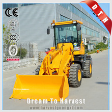 Ce Mini Loader Attachments Hot Sale Wheel Loader In European Market