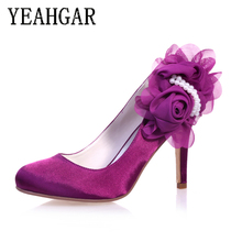 China Professional High Heels Manufacturer Ladies 9 cm High Heels Shoes