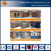 Portable prefabricated container houses for sale in China