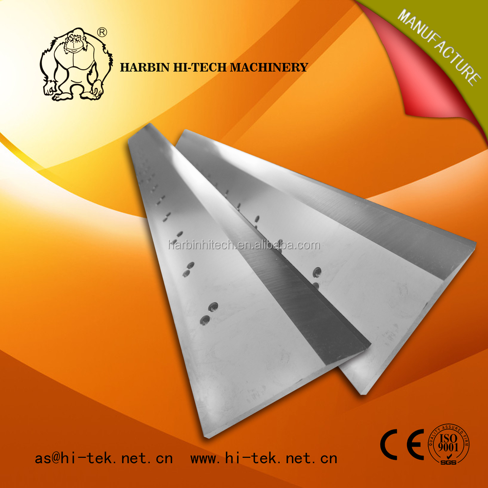 hot sell guillotine blade sharpening knife for industry paper cutting machine
