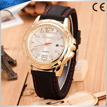 Alibaba 2015 Quartz Business Men's Watches,Men's Military Watches,Men's Corium Leather Strap Sports Watches relogio China MW-13