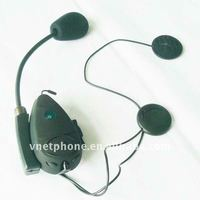 DK118 500C--MP3 Connection,FM Radio,Motorcycle bluetooth helmet intercom