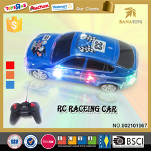 Best gift for boys flash light car racing games play rc drift car