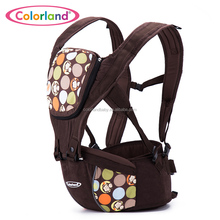 Colorland Multifunction Breathable Baby Hip Seat Carrier Infant Toddler Front Carrier