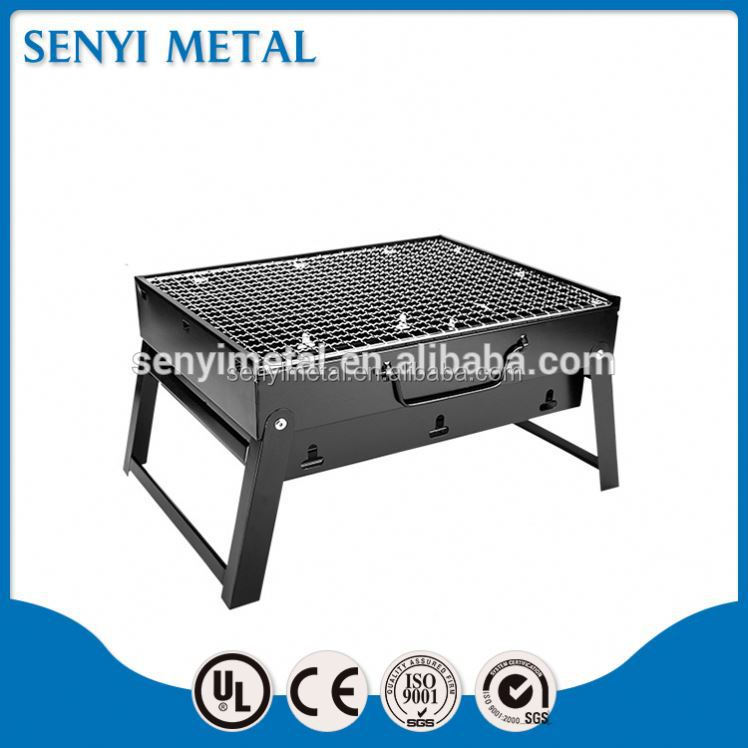 hot selling barbecue outdoor charcoal fine metal mesh bbq grill