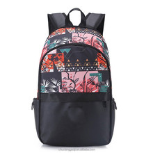 Fashion Design Leisure PU Customizable School Backpacks for Teens Sport Bag