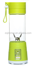 USB rechargeable portable electric blender/crushed ice personal blender