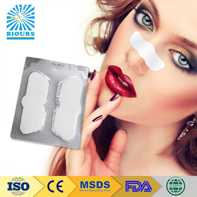 CFDA Certified Stop Snoring Strip Resolve Nasal Congestion Private Label