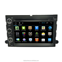 Quad Core Android 4.4 In car integration navigation multimedia DVD player for Ford explorer
