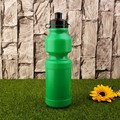 Wholesale colorful PE sports plastic water bottle