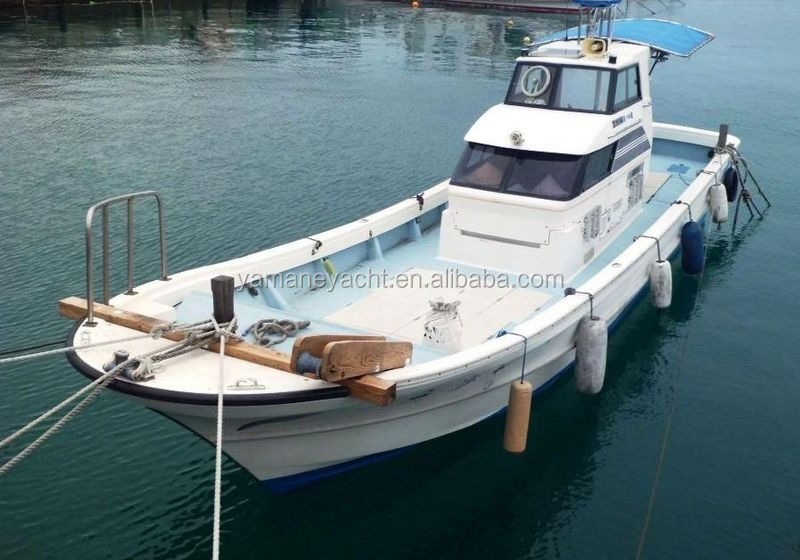 9.55m Japan used fishing pleasure boat J955 hot