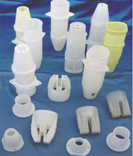 Injection plastic bottle grippers nylon grippers