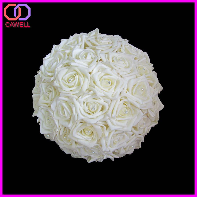 artificial flower ball wedding decoration centerpieces
