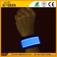 new technology colorful light up wristband