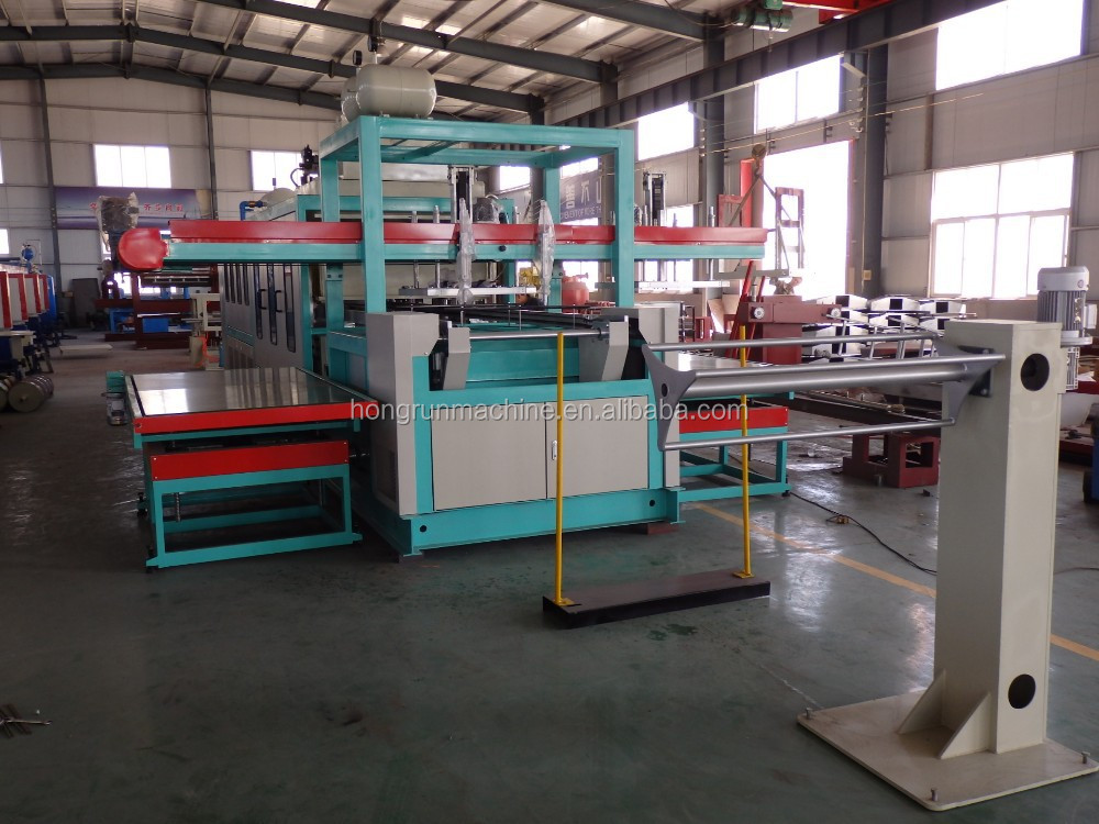 plastic food containers making machine