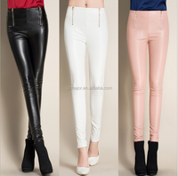 Breathable compression leggings casual wear for ladies customize your logo