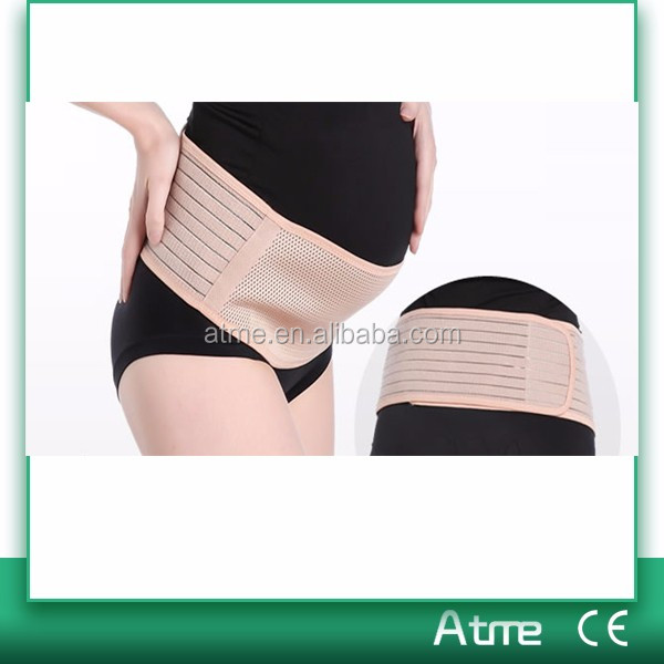 Maternity Pregnancy Belly Band / Pregnant Postpartum Belt / Tummy Brace Support Belt
