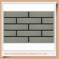 clay brick sizes artificial brick for home decoration with low price exterior and interior wall decoration