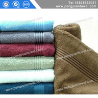 manufactures of colorful organic cotton bath towels