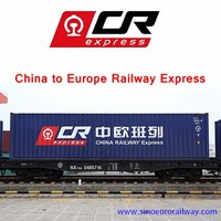 Professional Rail Freight Faster Then Sea
