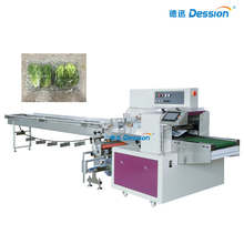 Automatic fresh vegetable lettuce packing machine