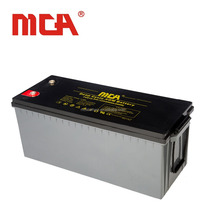 24v 200ah deep cycle /agm/lead acid battery/large power storage batteries