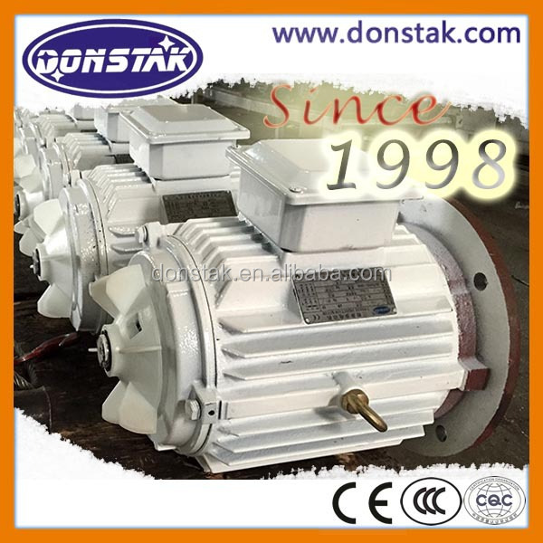160KW 380V oven blower fan industrial electric motor