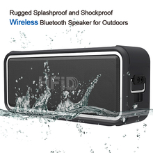 Super Pack Sports Tough Waterproof Bluetooth Speaker