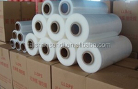 Water Soluble Feature and Release lldpe stretch Film Type plastic film