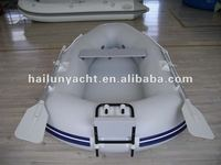 PVC kayak and dinghy in white river (300)