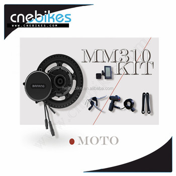 Cheap Bafang/8Fun mid drive motor e bike kit 750w popular over USA market