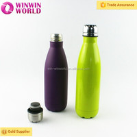 Funky Double Wall Sportive Thermal Stainless Steel Water Bottle