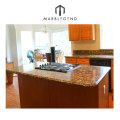 Customized design life size natural granite kitchen countertop
