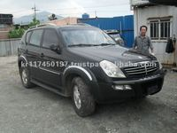 Rexton used car