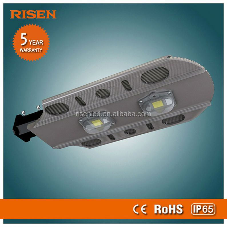Risen led road lamp, led street light housing,Solar Led Street Light part
