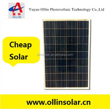 100W solar panel, cheap solar panel for india marketand 100 watt solar panel manufacturers in china