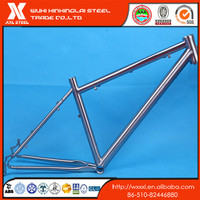 Non-Folding Titanium Alloy Road Bicycle Frame