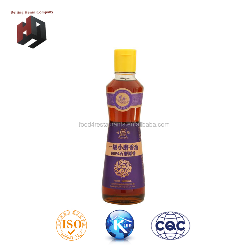 Bulk packing sesame seed oil