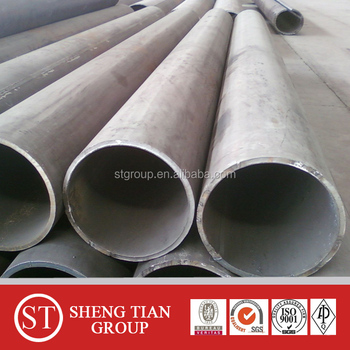 CHINA SUPPLIERS ASTM A 106 butt welded steel pipes