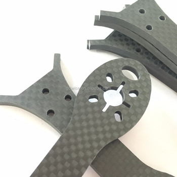 Custom CNC Cutting Carbon Fiber Plate, Professional Laser Cut Carbon Fiber Board with CNC Cutting Service