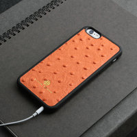 Alibaba Best Selling Durable leather mobile phone cover, design beautiful mobile phone back cover for iPhone 7/7s plus