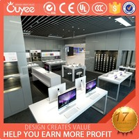 Latest Style Retail Mobile Phone Store Interior Design